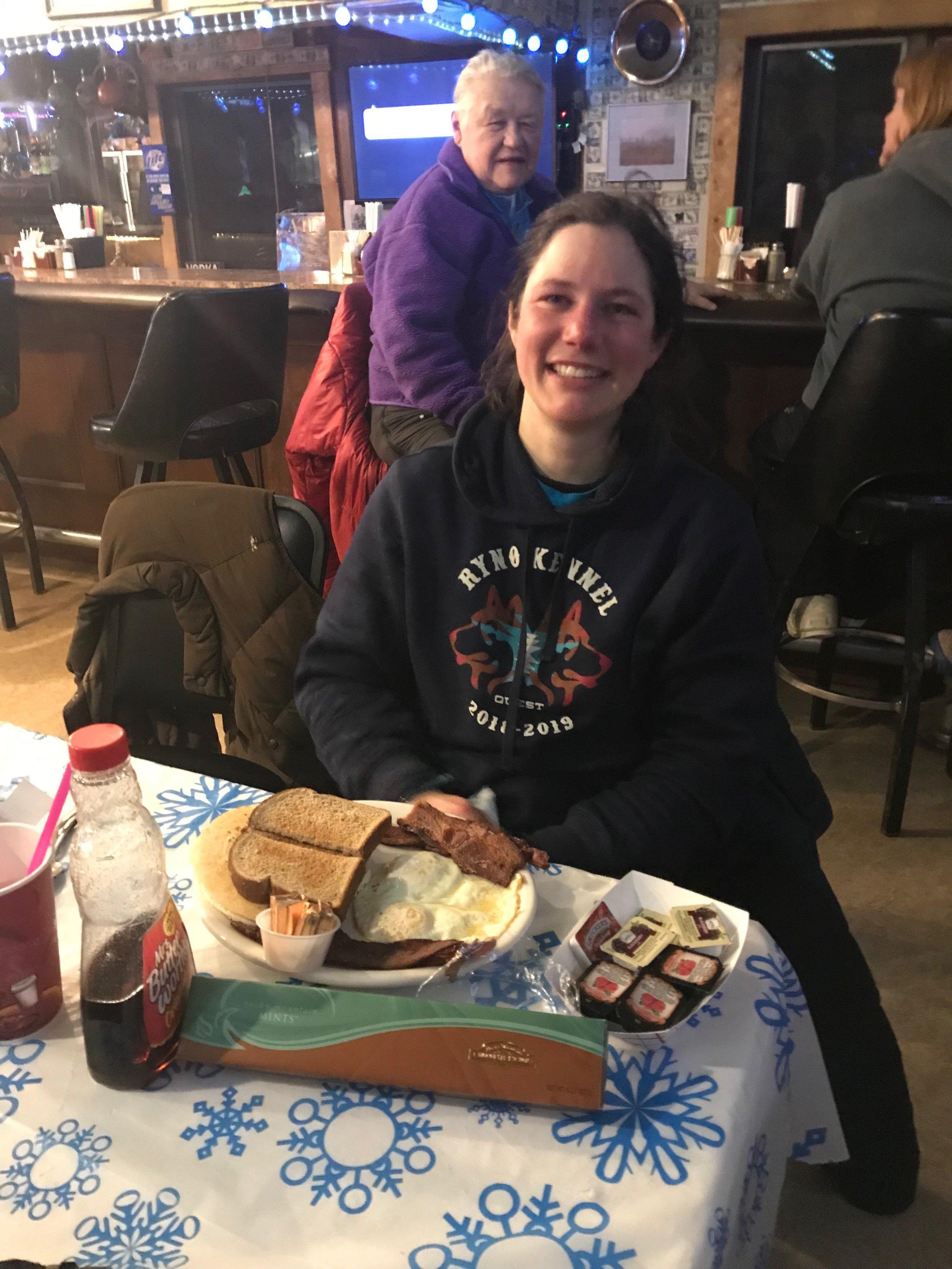 Birthday breakfast in Central — #30!
