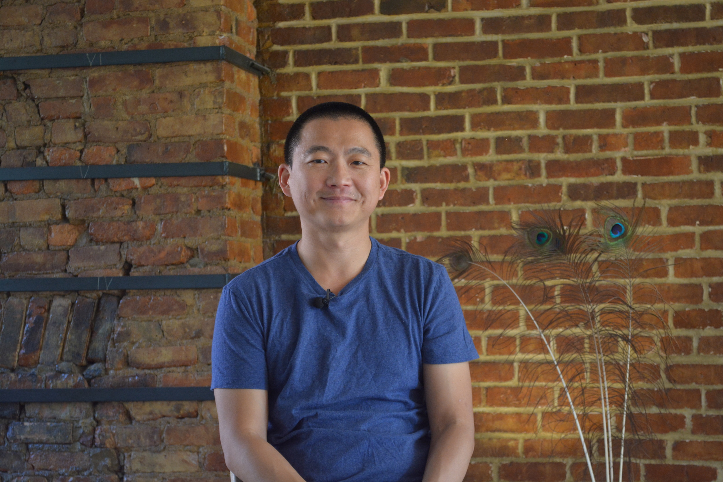 John Son at Lucky Lotus