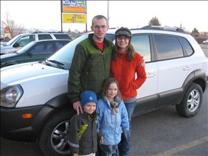 """""""We were very pleased with the service we received from The Dealership Alternative. John went above and beyond to help us find exactly what we wanted, within our budget, with no pressure. It was so nice to find someone who genuinely wanted to help us find our perfect car, instead of pushing us to compromise in an effort to make a sale. We have highly recommended The Dealership Alternative to all of our friends!""""   - Tony and Ashley Martin"""