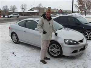 """""""I have been a return customer of John's for several years. John is a specialist in the business of finding the vehicle that is right for me. He asks the right questions and listens to what you need and want. He goes out of his way to find the best vehicle for me and has always been right. I trust John and what he does and will continue to buy my vehicles thru him.""""   - Grace"""