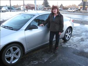 """""""My name is Lynn Ponder and I recently contacted The Dealership Alternative to search for an auto for me. They were friendly, efficient, and great to work with. Within 1 day they had some prospects for me and they let me know that there was no pressure of any kind to buy any auto. They found the best deal around and made it easy for me to purchase my Pontiac G6 GT hardtop convertible. I love my new car and I am referring everyone I know, that is looking for an auto, to John at The Dealership Alternative. The integrity and commitment to customers of John Elliot and his staff is remarkable."""""""