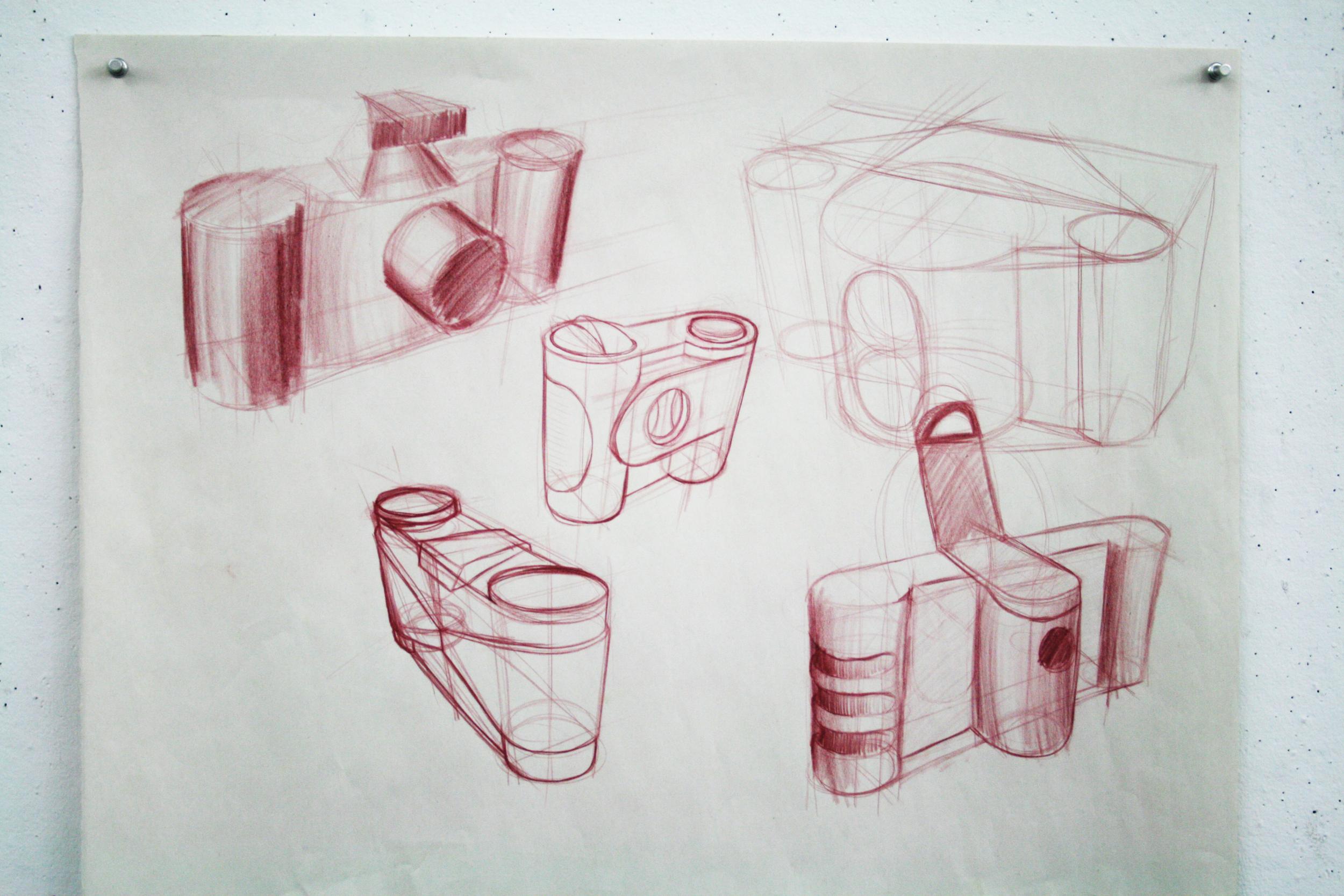 Camera ideation
