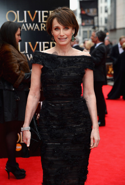 Kristin Scott Thomas @ Olivier Awards