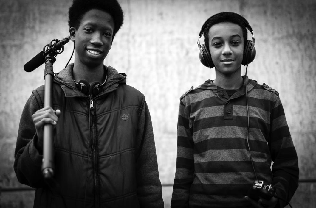 Rayshawn and Emran
