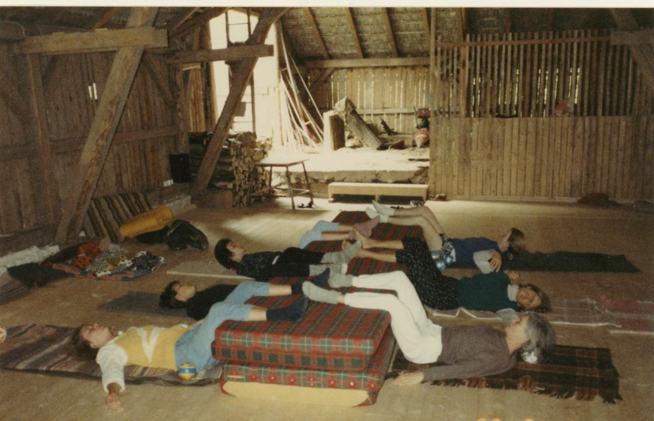 The Art of Presence Retreat,  Ternberg, Austria (1986)