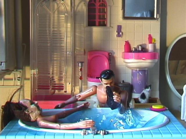 Bath (video still)