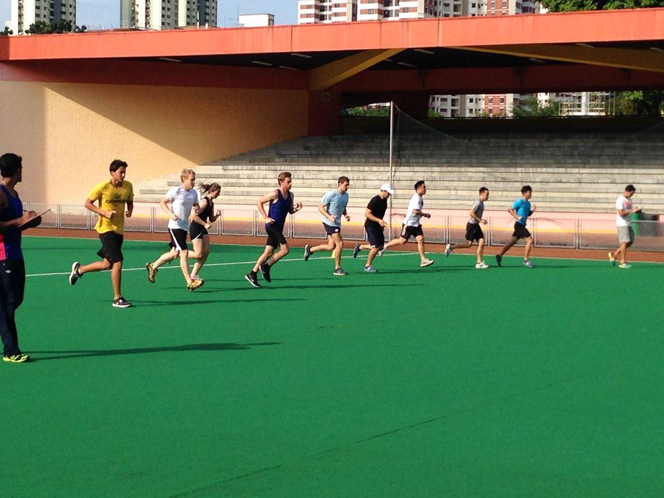 IFC Personal Training Testing VO2