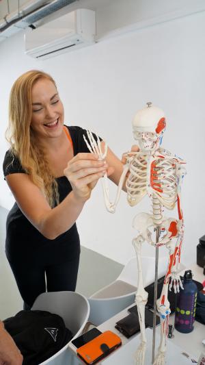 Annie Henderson Best Physiotherapist in Singapore