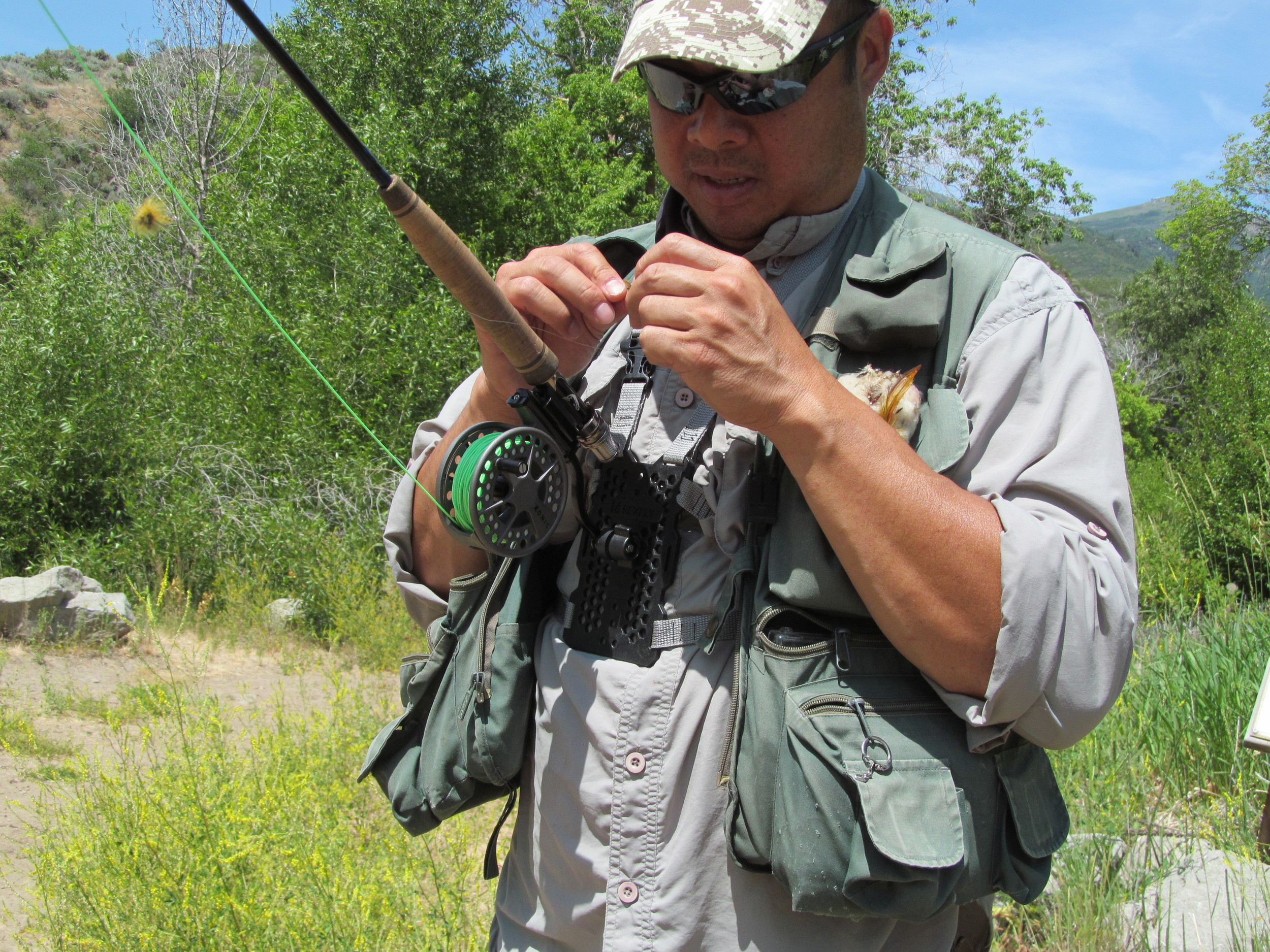 Rexfly Fly Rod Holder.JPG