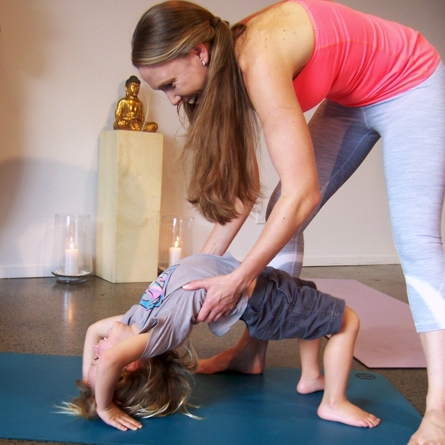 best yoga for kids in auckland nz at golden yogi with erin o'hara