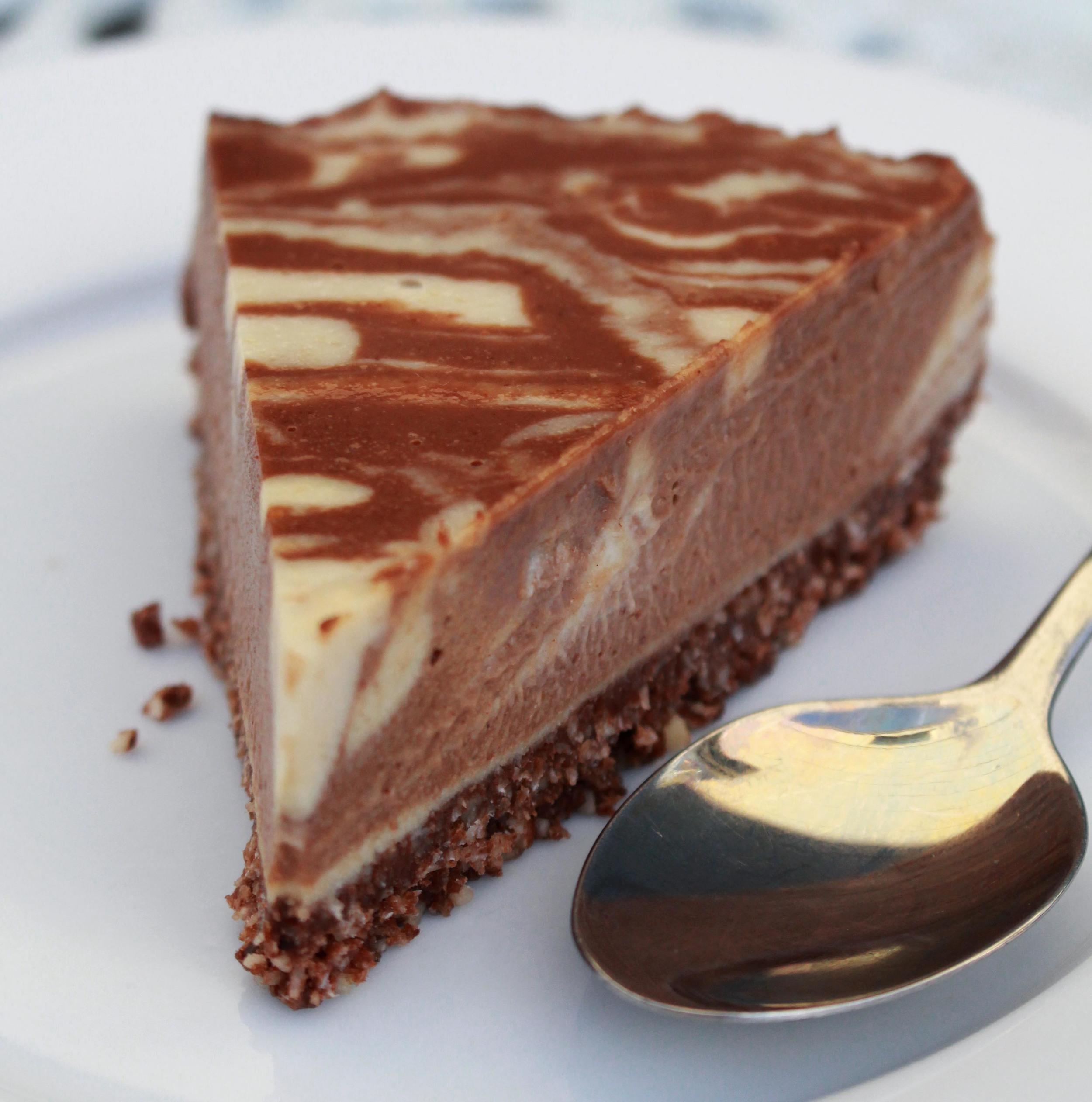 Raw Pie Recipe Chocolate Mudpie Raw Cacao