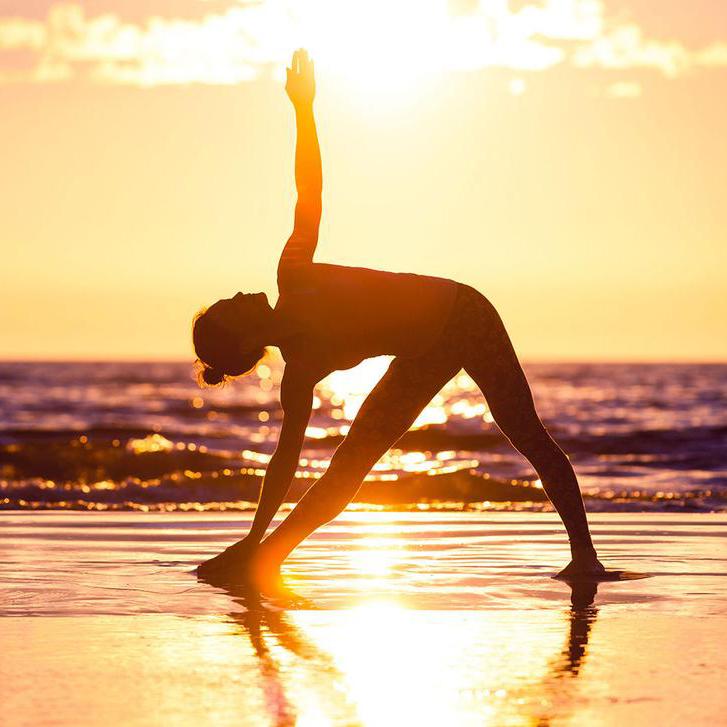 йога доброе утро фото представляет