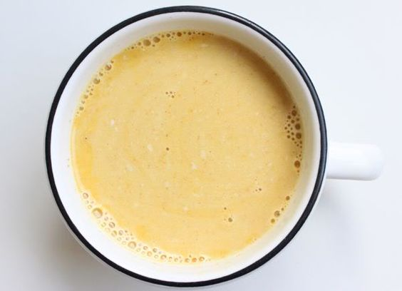 Golden Milk is especially beneficial for stiff joints and helps reduce inflammation in the body.
