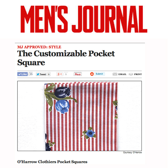 Read more: http://www.mensjournal.com/style/collection/the-customizable-pocket-square-20131213#ixzz2nboe1BSA