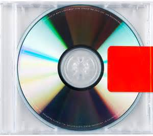 Yeezus - Album Cover