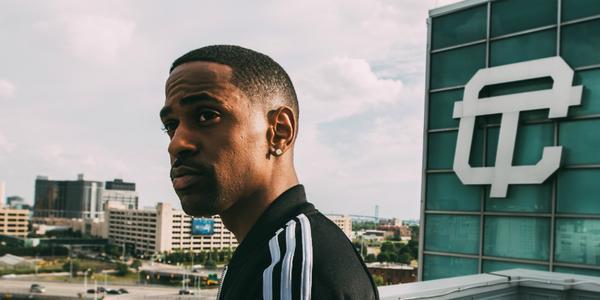 Photo By: Adidas Big Sean at Detroit Cass Tech