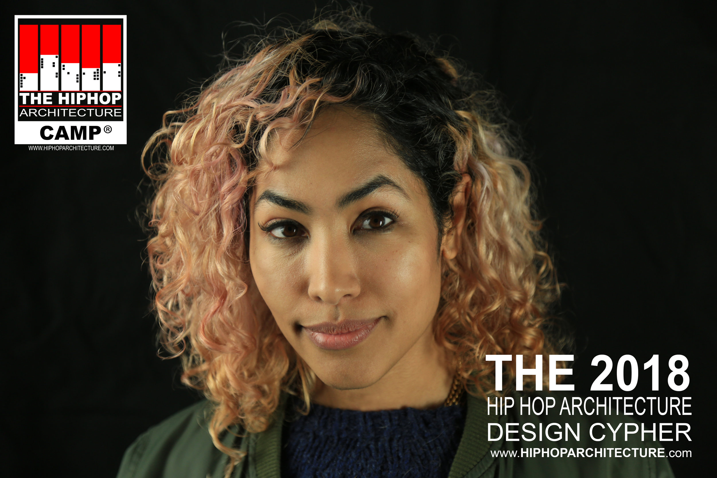 Nikki Jean at The Hip Hop Architecture Design Cypher. Photo by: Josh Berry