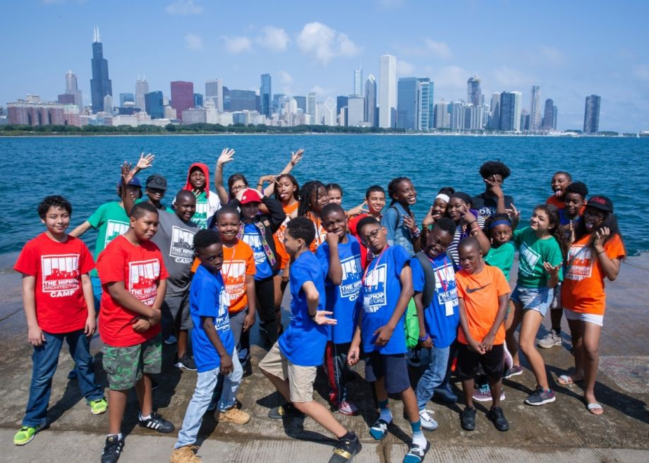 Chicago Hip Hop Architecture Camp. Image by M.O.D Media Productions