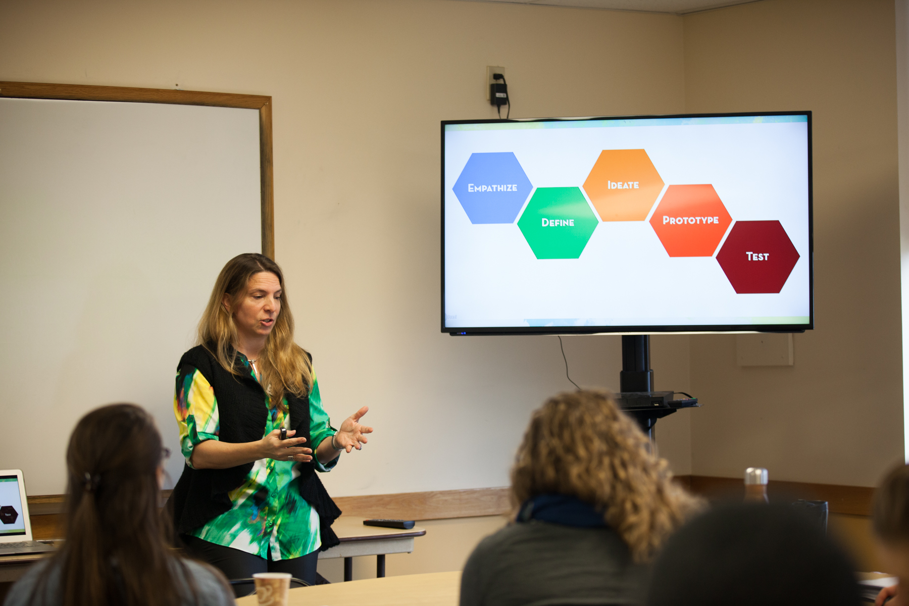 "Sarah Minard, socio-economist, on ""Human-Centered Design"" and the importance of empathy"