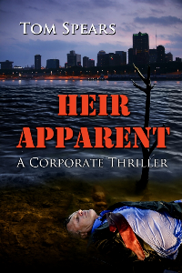 """Heir Apparent"" is a sequel to ""Deliverables,"" pairing ex-CIA agent Joel Smith against a serial killer in Kansas City."