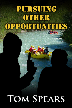 Just a Corporate Retreat with a trip rafting down the river...until something goes terribly wrong.
