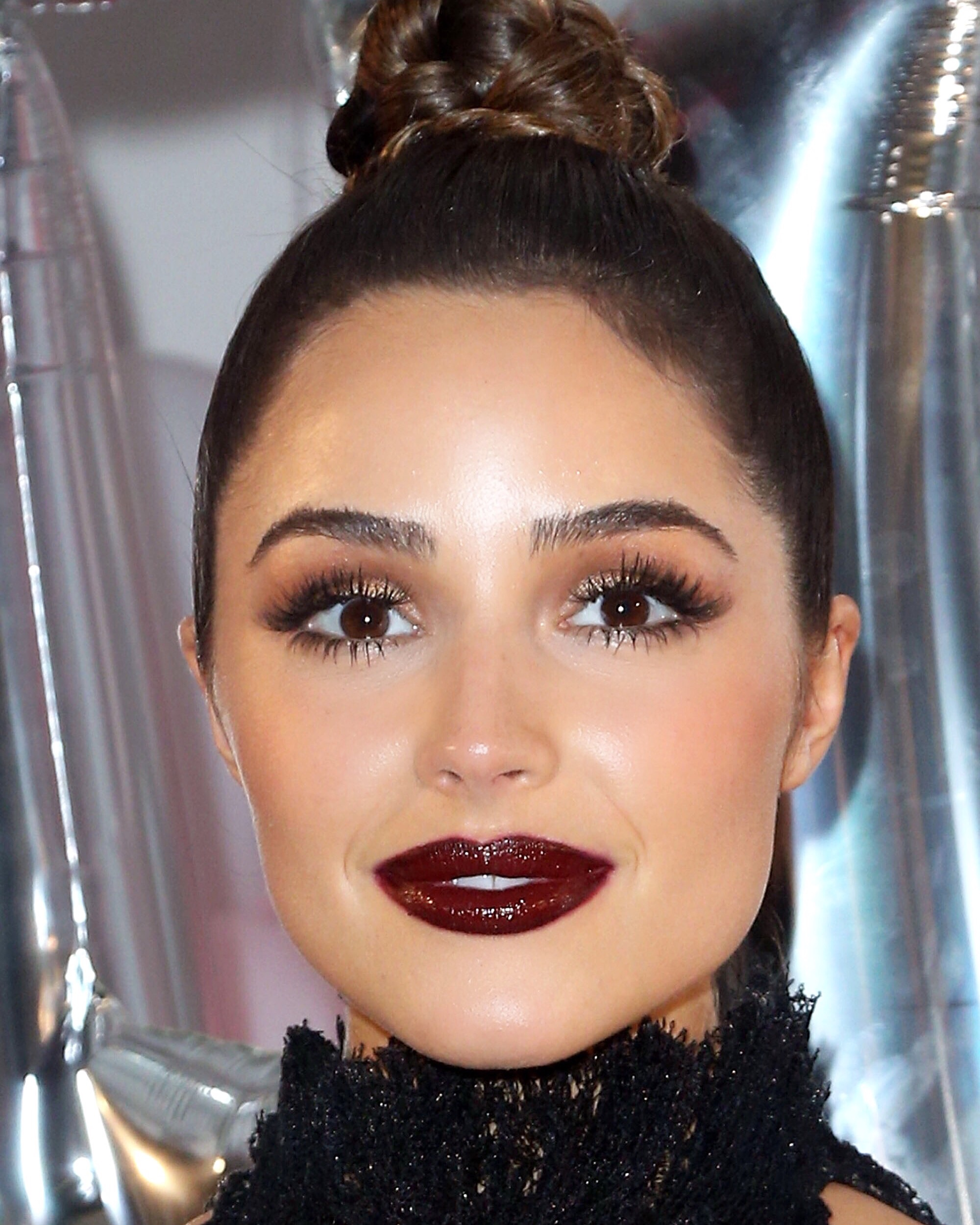 Olivia Culpo at the Jimmy Choo Party for NYFW