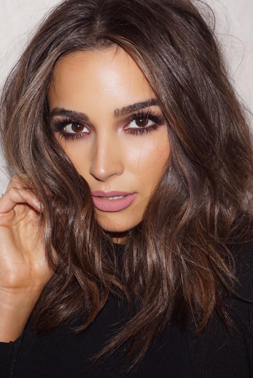 Hair by Justine Marjan x #makeupbyliz