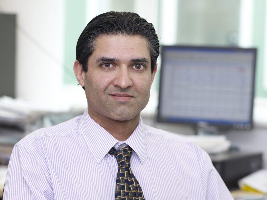 Dr Dev Banerjee   MBChB BSc Hons MD FRCP(UK)