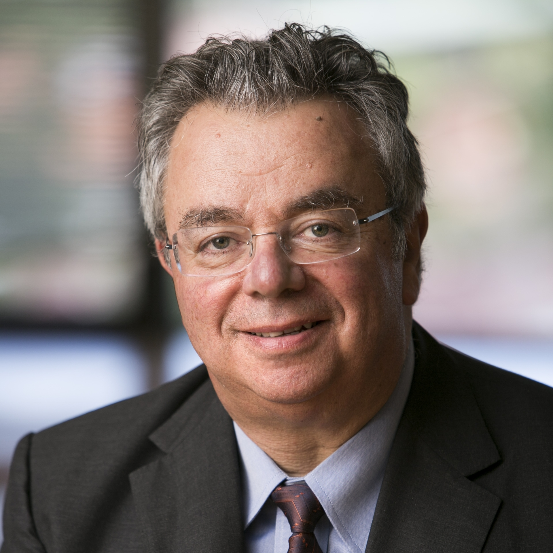 Prof. Ron Grustein