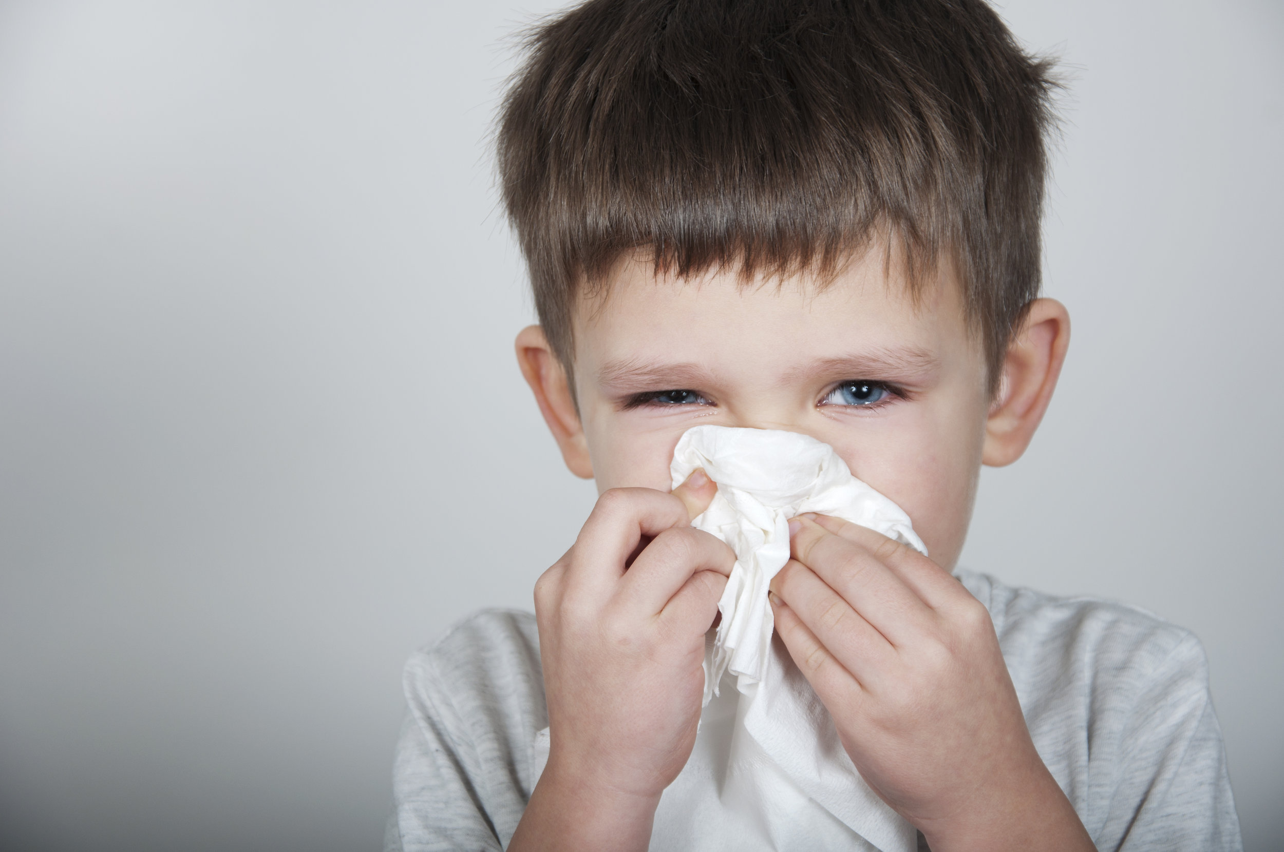 paediatric allergies