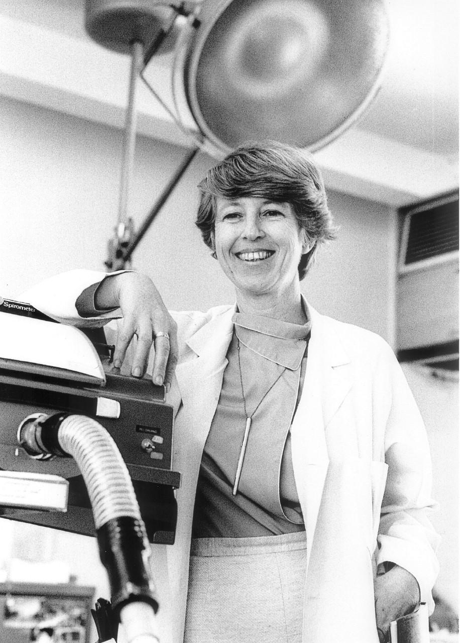 Professor Ann Woolcock