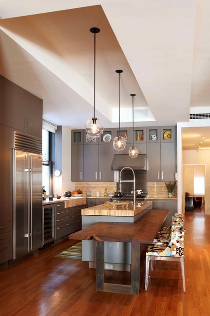 Kitchen Renovations Improve Home Value ~ 70% Kitchen by  valerie   pasquiou  interiors + design,  inc      Interior Designers & Decorators   (Photo: houzz.com)