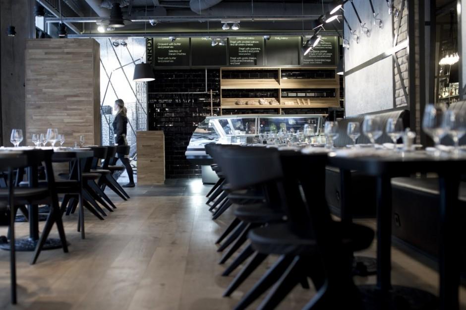 KNRDY Restaurant Design by Suto Interior Architects