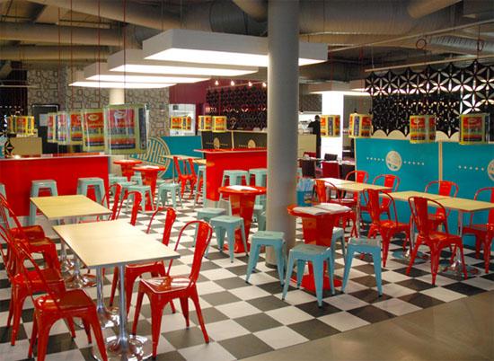Midhill  Restaurant in Helsinki byWillem Heeffer