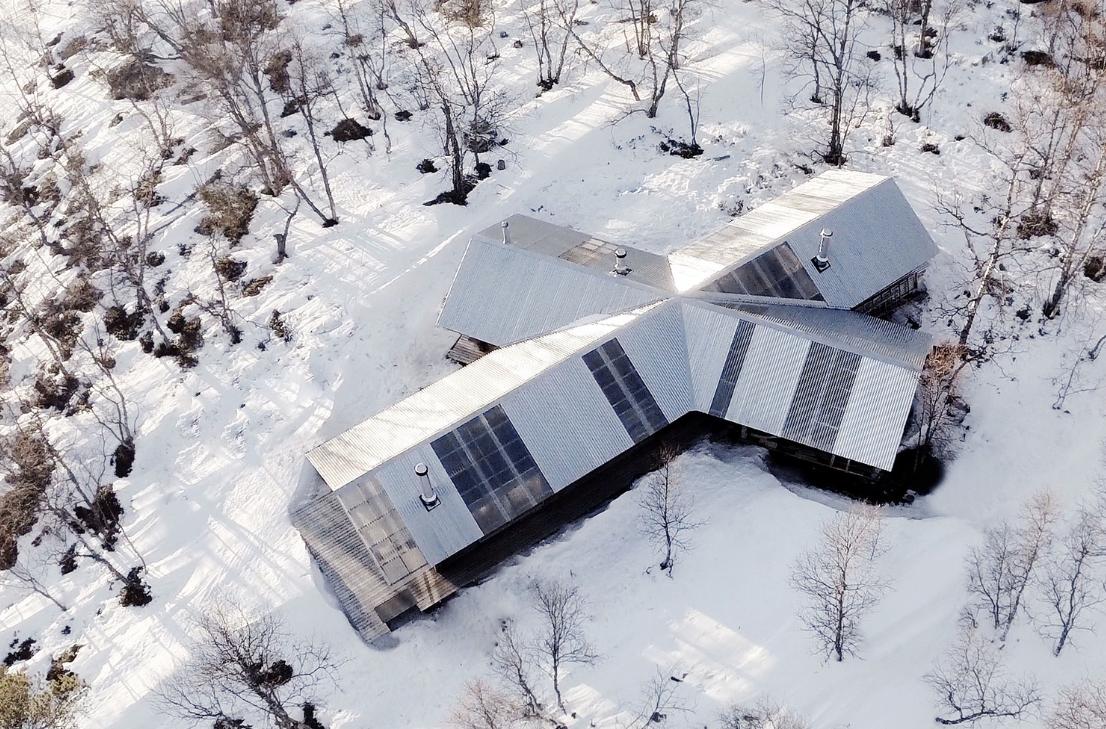 Cabin at Femunden / Aslak Haanshuus Arkitekter
