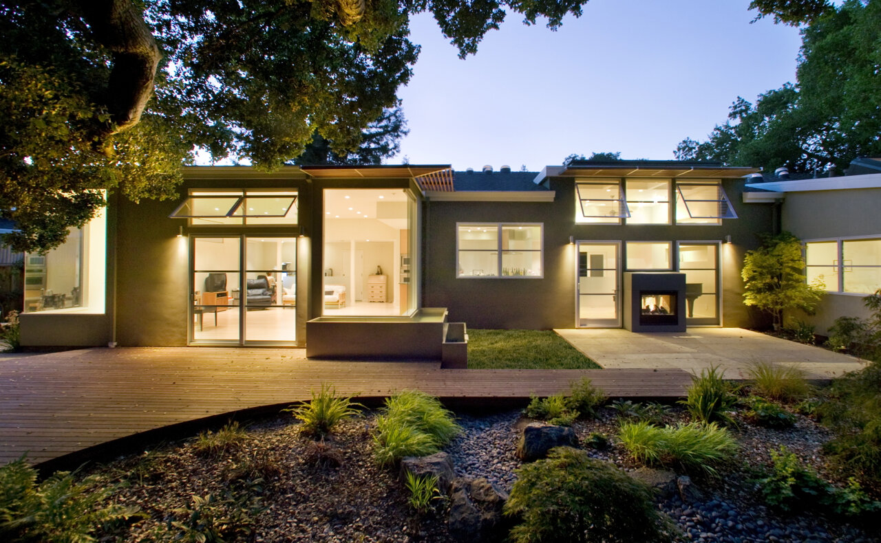 Addition home renovations Calgary general contractor company additions modern contemporary