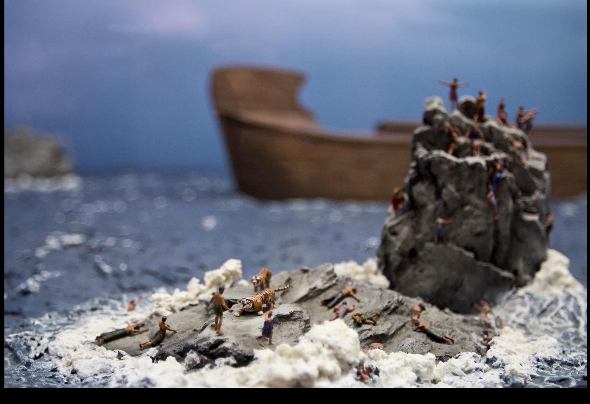 """"""" Noah's Ark ,"""" 2013."""