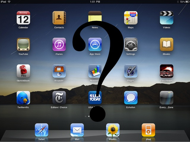 What's next for the iPad?