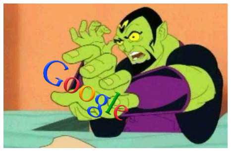 Google the Mind Taker!