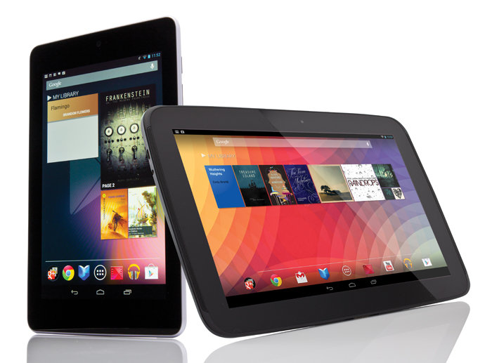 Android tablets overtake iPad in market revenue.  (image courtesy of PC Advisor)