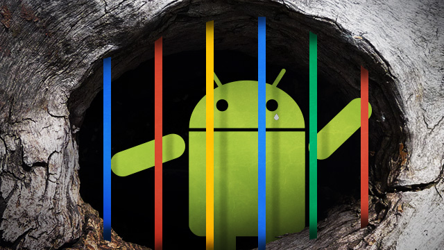 Android Lockup: image courtesy of ArsTechnica