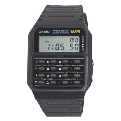 The Casio calculator watch was a 'must have' among the geek crowd in the 1980s. Today, wearables need to appeal to a much broader audience if they are to become a successful product category.