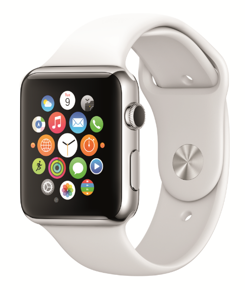 The long awaited Apple Watch. To be round or not to be round... that is the question.