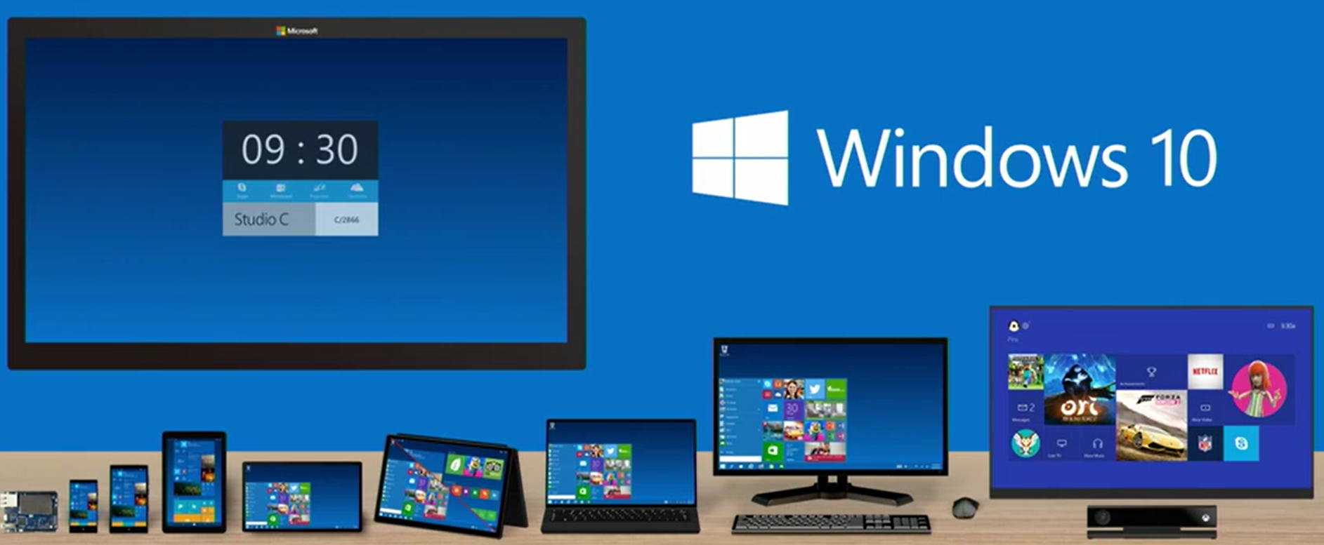 Windows 10 promises to converge all Microsoft devices onto one platform.