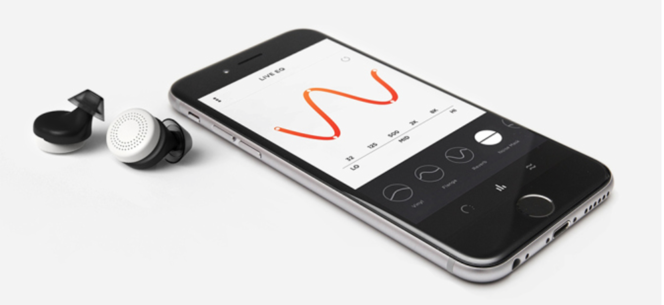 Doppler Labs' second product: Here Active Listening System