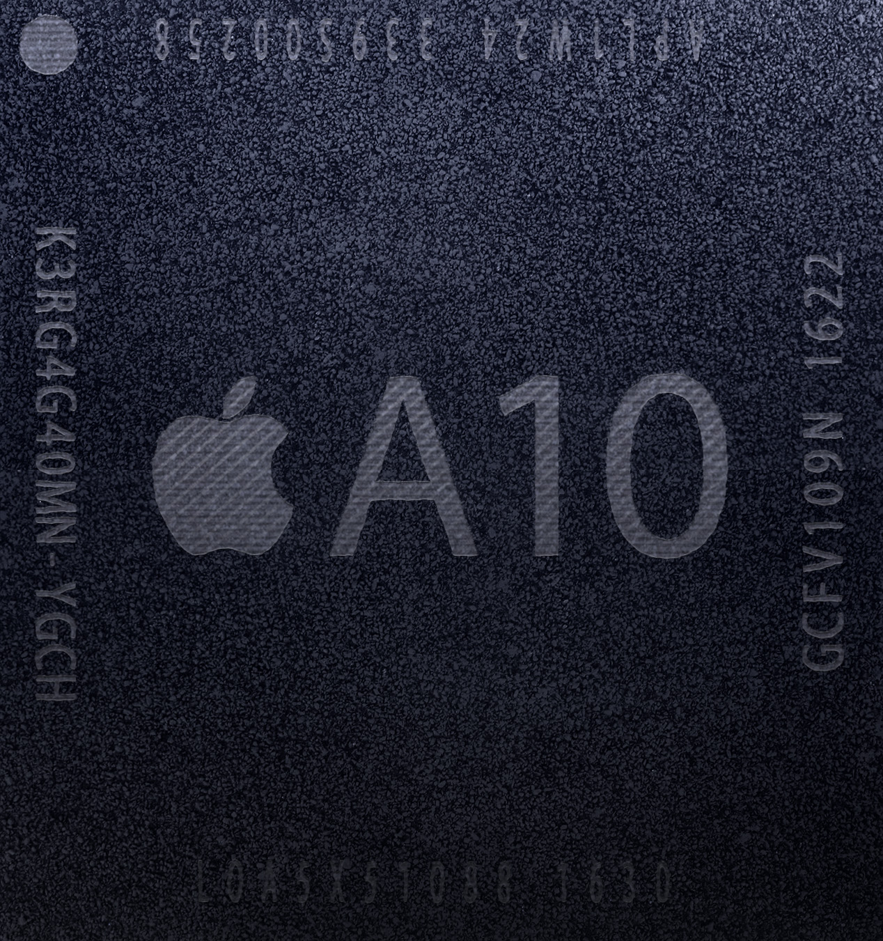 A10 Fusion Chip from Apple