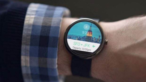 CC image of Wear OS courtesy of OgreBot on  Wikimedia