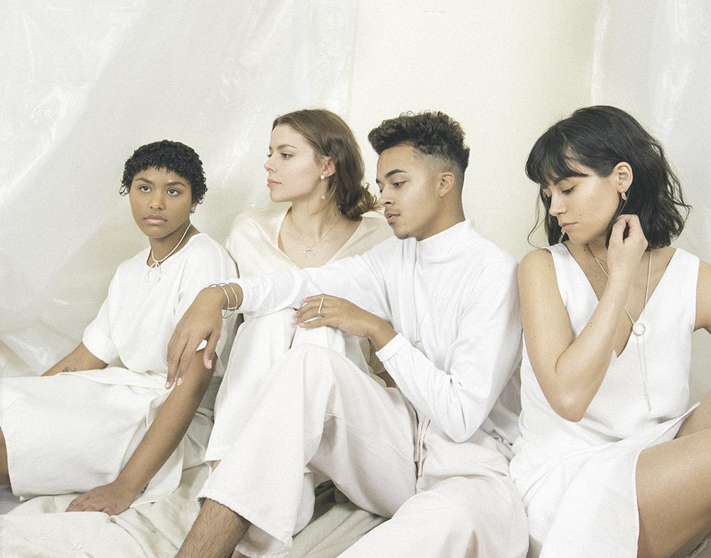 Models pictures from left to right. Micaiah Webb, Delaney McBride, Corey Miller, Julia Rae Jackson.