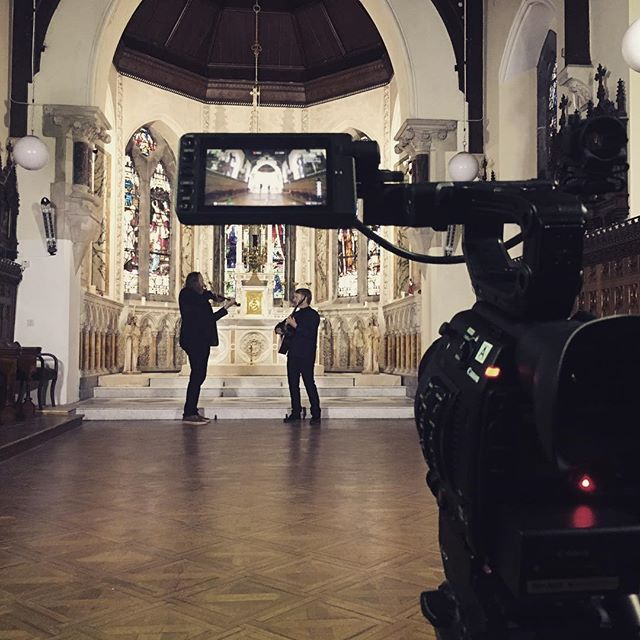 For the #fireandgraceinireland project, we opted for filming with Canon C200's for their incredible 4K image quality, quick and easy setup, and versatile slow motion capabilities. Help us spread the word at fireandgracemusic.com - your donation and time are extremely appreciated!! #canon #canon #filmmaking #musicrecording #musicfilm #ireland #countykerry #manfrotto #dingle