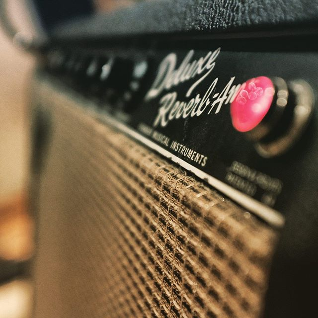 Lots of music in the matrix these days.... #recordingstudio #electricguitar #fender #universalaudio #royerlabs